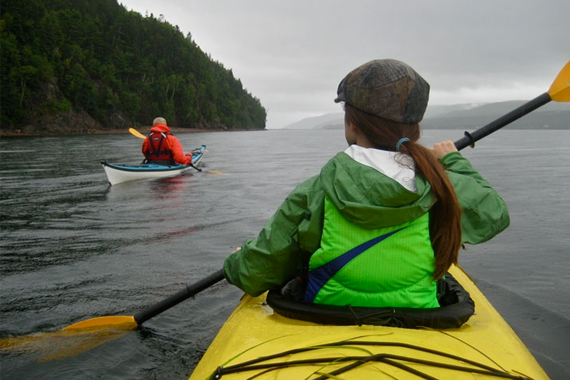 2 Day Kayak & Hike Package