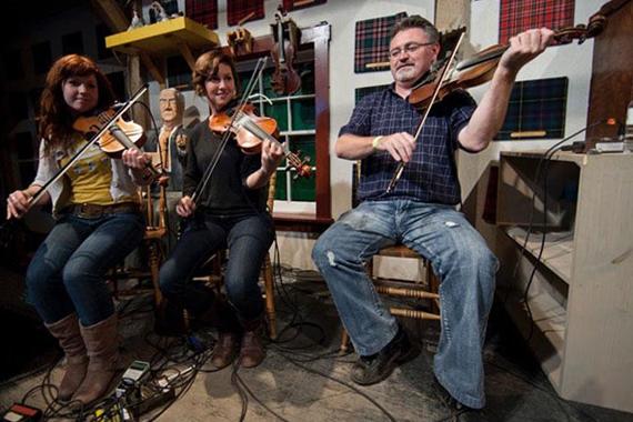 3-Fiddler Concert-Ceilidhs