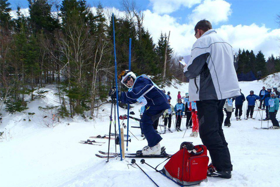 35th Annual Mad Tuck Race at Ski Ben Eoin