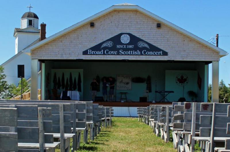 62nd Annual Broad Cove Scottish Concert