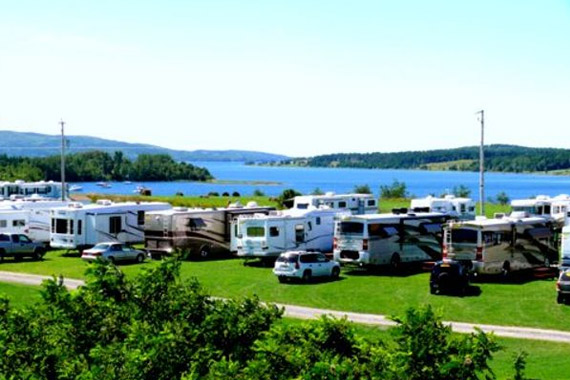 Arm of Gold Campground and Trailer Park