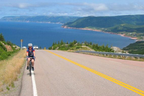 Atlantic Canada Cycling