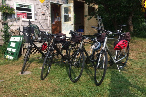 Atlantic Fisheries Cycling Tour