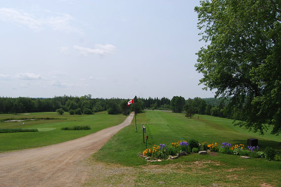 Baddeck Forks Golf Club