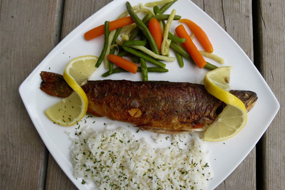 Big Intervale Fishing Lodge – Restaurant