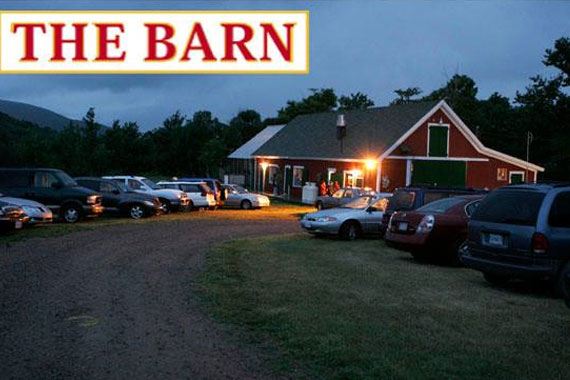 Blues at The Barn