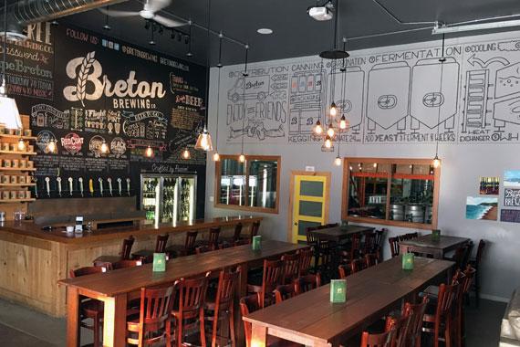Breton Brewing Co.