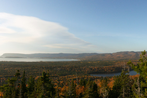 Broad Cove Mountain Trail – Cape Breton Highlands National Park
