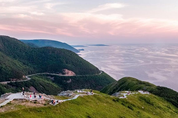 Cabot Trail and Cape Breton Chronicles