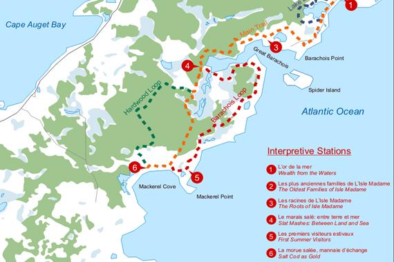 Cap Auguet Eco-trail