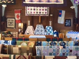 Celebrating Quilting at the Causeway: Quilt Show and Sale