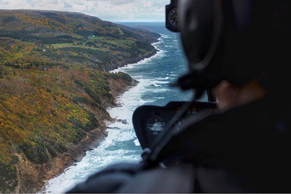 Celtic Air Services – Cape Breton Helicopter Tour