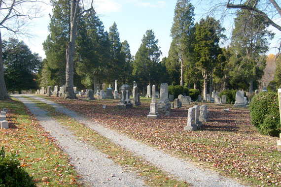 Celtic Cemetery Hike