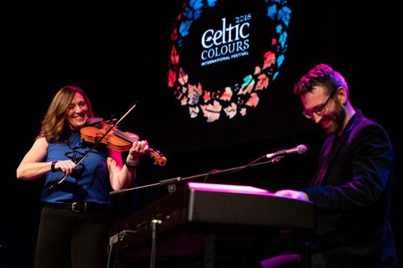 Celtic Colours International Festival – Official Concerts
