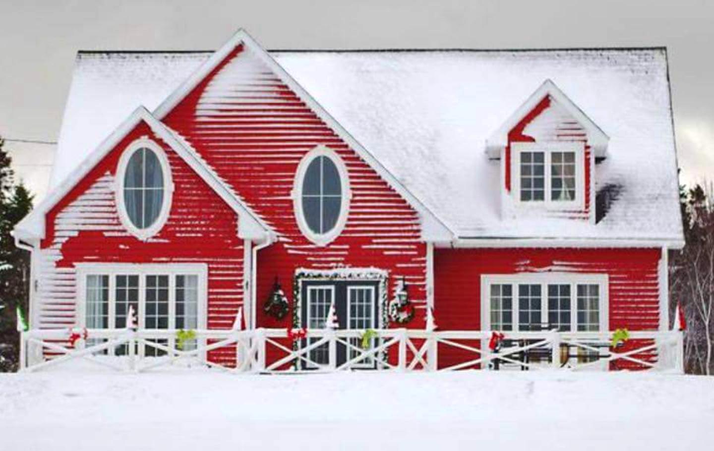Snowy Getaway