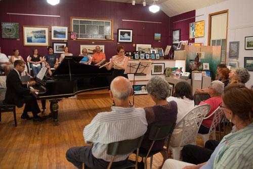 Classical Concerts for the Cabot Trail