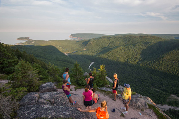 Clyburn Valley Trail – Cape Breton Highlands National Park