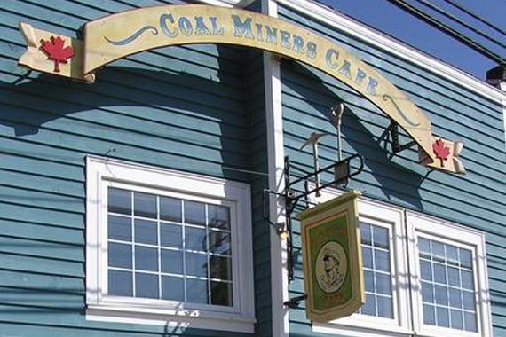 Coal Miner's Cafe