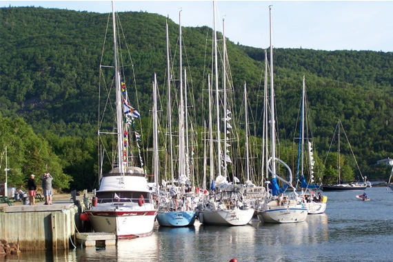 Cruising Cape Breton – Sponsored by the Dobson Yacht Club