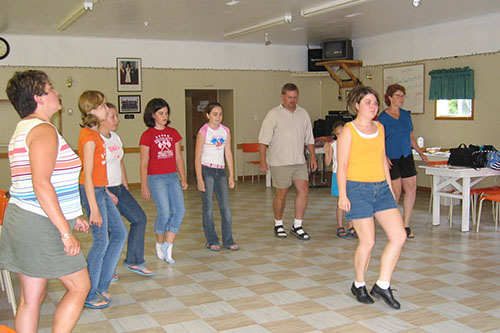 Dannsa – So You Think You Can Step Dance?