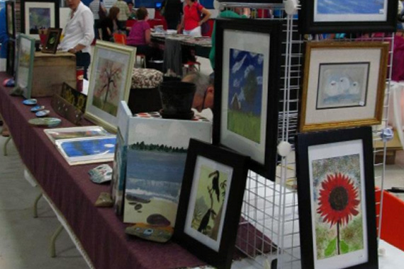 Darlene's Paintings by the Sea
