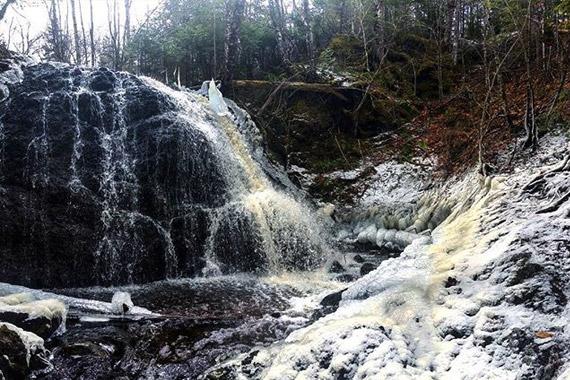 Devil's Hill Falls