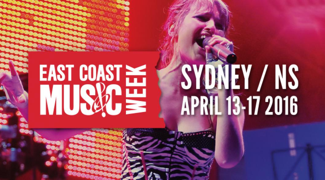 Eastlink East Coast Music Week 2016