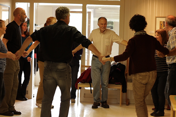 Family Square Dance at the West Mabou Hall