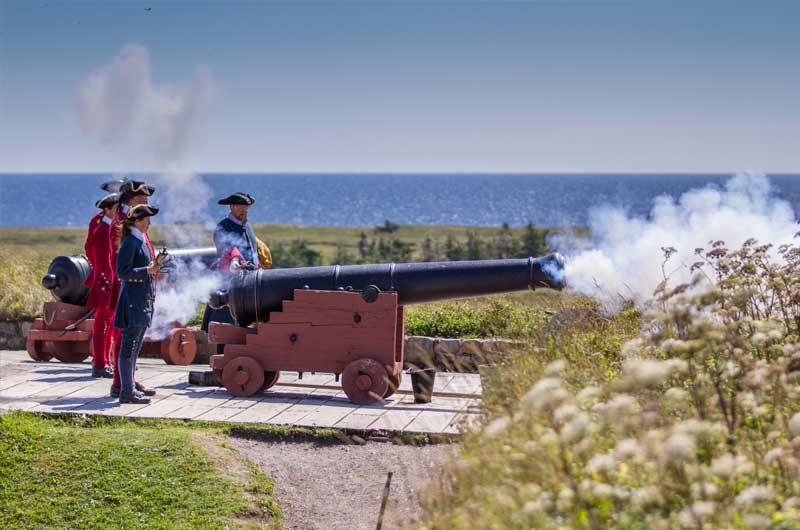 Fire a Musket: Have a Ball! & Fire a Cannon: Have a Blast!