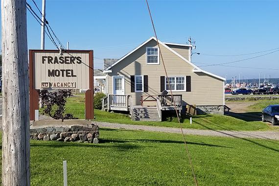Fraser's Motel