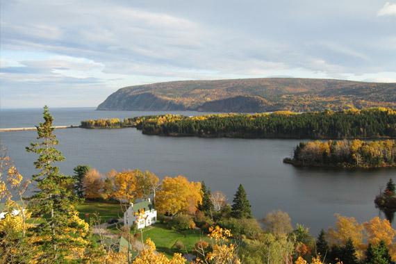 Freshwater Lake Look-off Trail – Cape Breton Highlands National Park