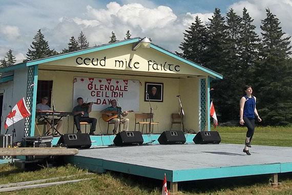 Glendale Ceilidh Days