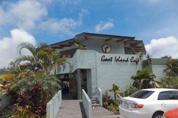 Goat Island View Café