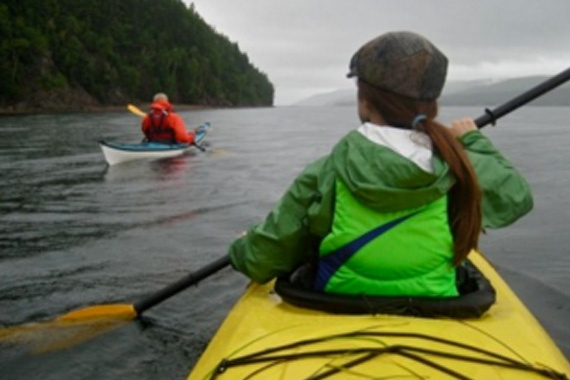 Guided Full Day Kayak Tour