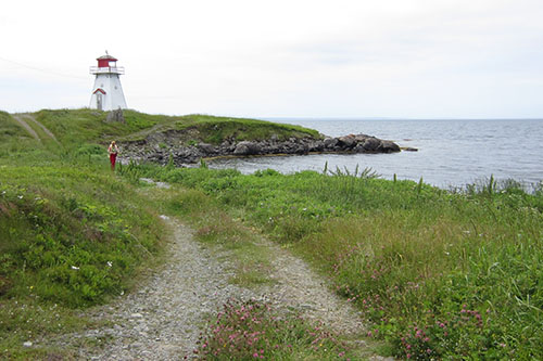 Guiding Lights of Isle Madame