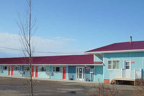 Hebridean Motel