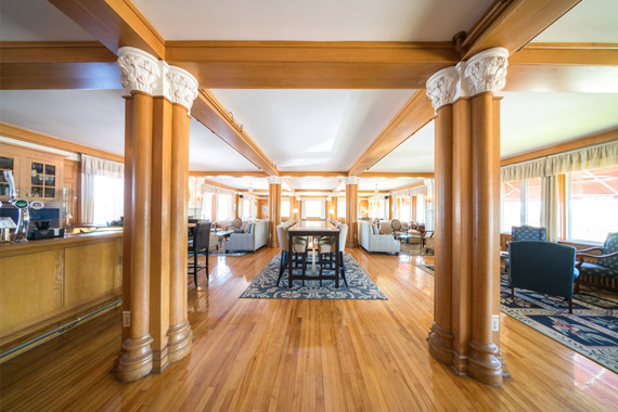 Highland Sitting Room at Keltic Lodge