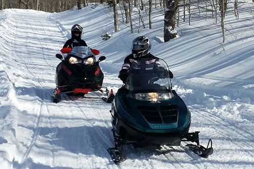 Highland View Snowmobile Rentals