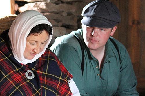 Highland Village – Storytelling Tour – Rathad nan Sgeul