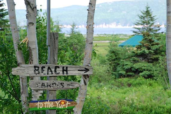 Honeymoon & Hot Tub Package at Cabot Shores