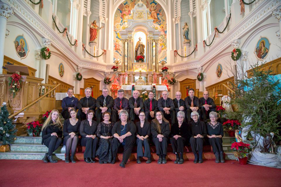 Christmas Concert Schedule – Le Choeur du Havre/The Harbour Choir