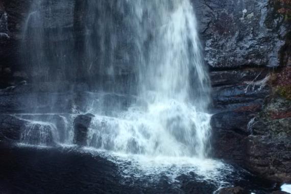 Humes River Falls