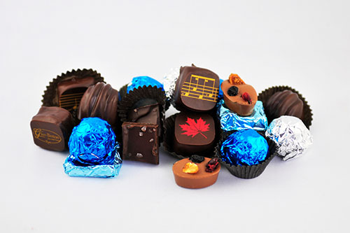 Jill's Chocolates
