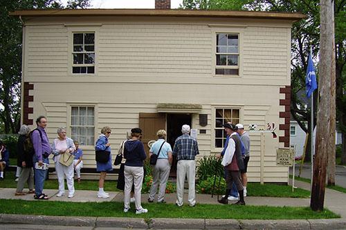 Jost Heritage House (c 1787)