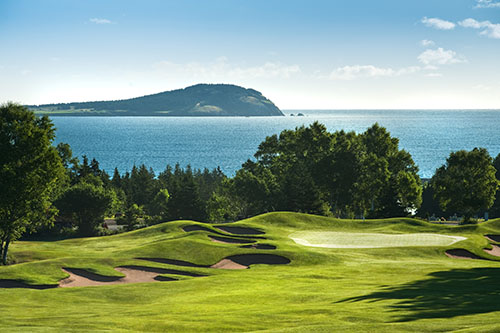 Keltic Lodge – Par-fect for Two Golf Package