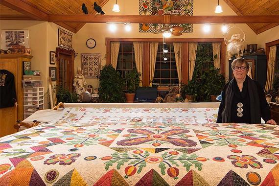 Kingross Quilts and Fibre Art