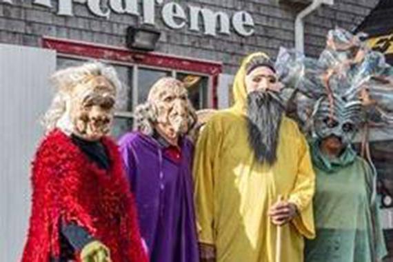 La Mi-Careme Festivities