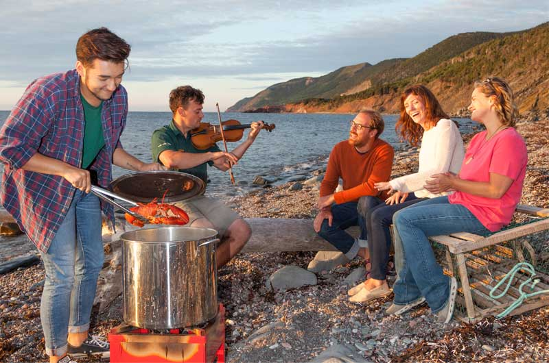Learn-to-Lobster Boil