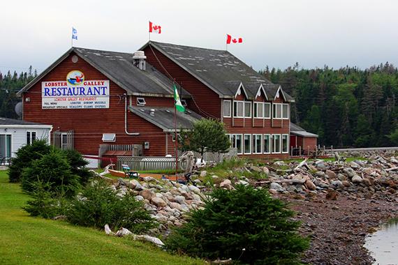 Lobster Galley Restaurant