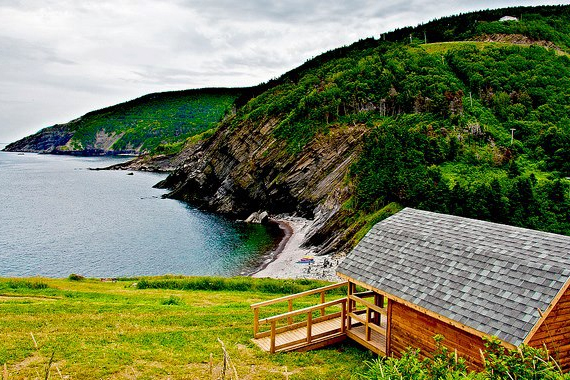 Lowland Cove Loop – Meat Cove